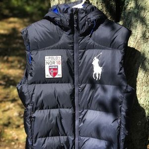 Polo Ralph Lauren Big Polo Winter Olympic '10 vest